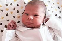 Michaela Hradilová, Ústí - Hranice, narozena 19. srpna 2020 ve Valašském Meziříčí, váha 3300 g