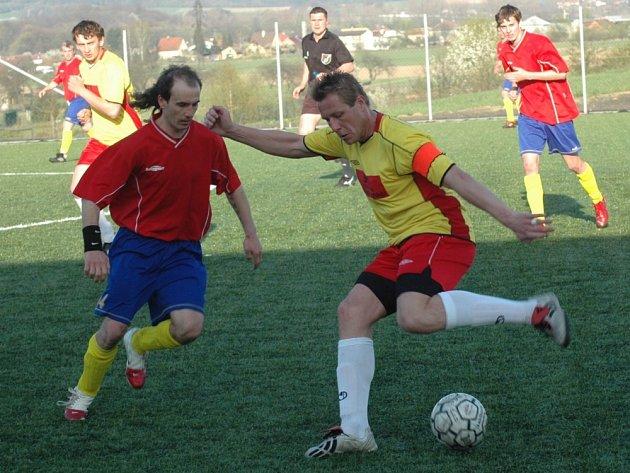 Rožnovské fotbalisty čeká těžká série
