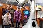 Hvězdárna ve Valašském Meziříčí pořádala v sobotu 11. listopadu 2017 den otevřených dveří. Program byl bohatý, vhodný nejen pro rodiny s dětmi.