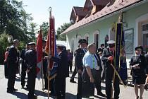 Devadesát let od založení Sboru dobrovolných hasičů slaví v sobotu (11. 07.) v Lužné na Vsetínsku.
