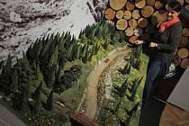 Ve Vsetíně pod devatenáct měsíců trvající rekonstrukci zpřístupnili veřejnosti zámek; Vsetín, neděle 1. listopadu 2015
