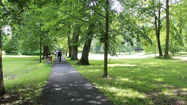 Vedení Branek během tří let výrazně zušlechtilo zámecký park.