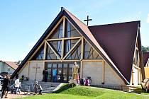 Kostel sv. Václava v Horní Lidči