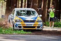 Na čtvrtém místě ve své třídě A3 dovedl na promáčeném sprintu v Pačejově svůj Opel Astra do cíle Roman Stromšík.