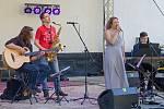 Čtvrtý ročník festivalu world music s názvem Andělská Bystřička se konal v sobotu 4. července 2020 v areálu letního kina v Bystřičce na Vsetínsku. Vystoupila také Kateřina Mrlinová a spol., která zahájila koncertní sezonu s novou sestavou. Doprovází ji zl