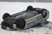 Vážnější dopravní nehoda u Valašského Meziříčí