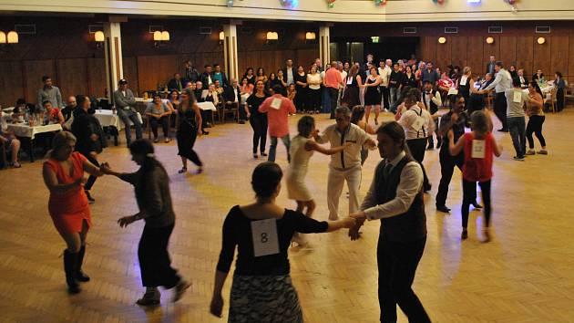 Ples Společně ve Vsetíně.