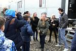 Protidrogový vlak dorazil 27. března na nádraží ve Vsetíně. Program přilákal davy žáků vsetínských základních škol.