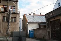 Dvojice budov v současné době není příliš využívaná. Pouze garáž slouží technickým službám.