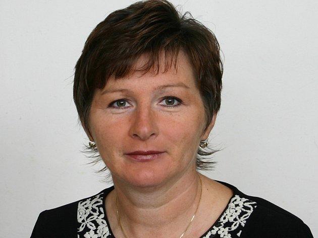 Starostka Zašové Anna Mikošková.