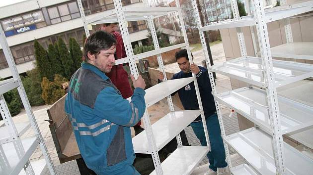 Dopravní oddělení bude nově působit v budově Městského úřadu Vsetín