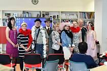 Vsetínská knihovna oslavila 100 let.
