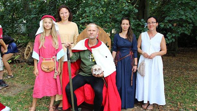 Osmý ročník Templářských slavností se uskutečnil v sobotu 18. srpna 2018 na Zámku Vsetín. Návštěvníci mohli zhlédnout ukázky historického šermu, ochutnat středověkou kuchyni, nechat si vyložit karty, vyrazit si minci nebo si mohli poslechnout dobovou hudb