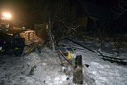 Šedesátiletý řidič Citroenu, který havaroval v sobotu 10. února 2018 u Branek, nadýchal po nehodě 2,65 promile alkoholu.