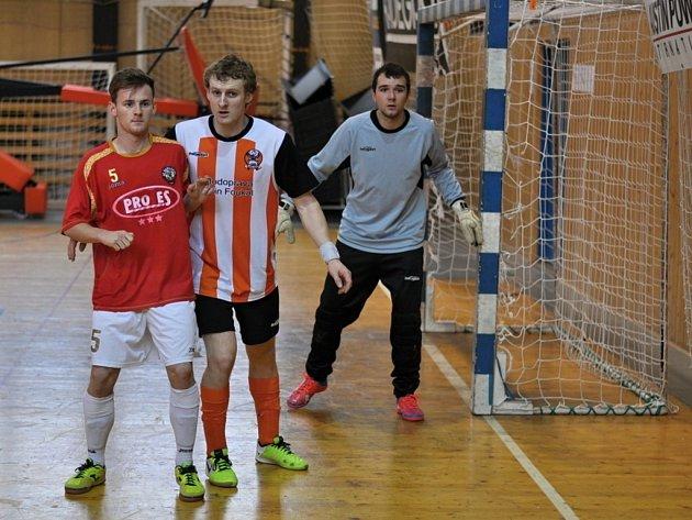 20. ročník futsalového turnaje Generali Cup ve Vsetíně (2. února 2014).