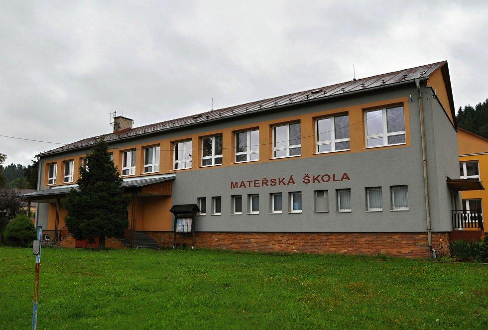 Halenkov - mateřská škola.