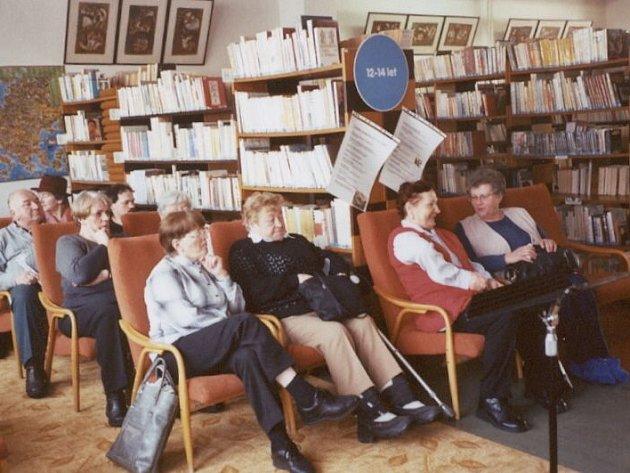 Zvuková knihovna oslaví 15 let