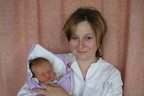 Zuzana Smětáková, Branky dcera Zuzana Smětáková, hmotnost: 3,10 kg, narozena: 27. 4. ve Valašském Meziříčí