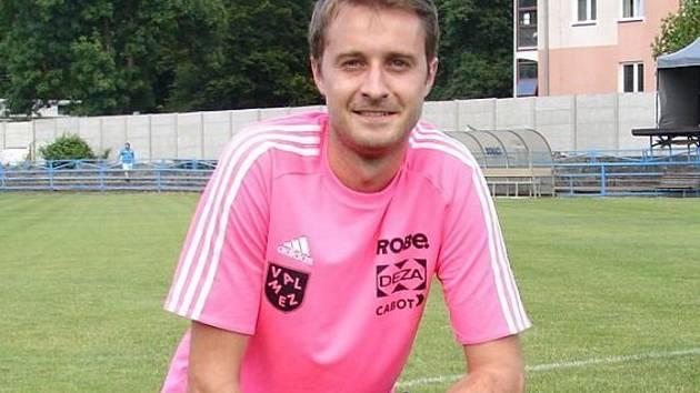 kapitán Valašského Meziříčí Martin Výmola by divizi rád vyhrál, ale zpátky do třetí ligy se nehrne.