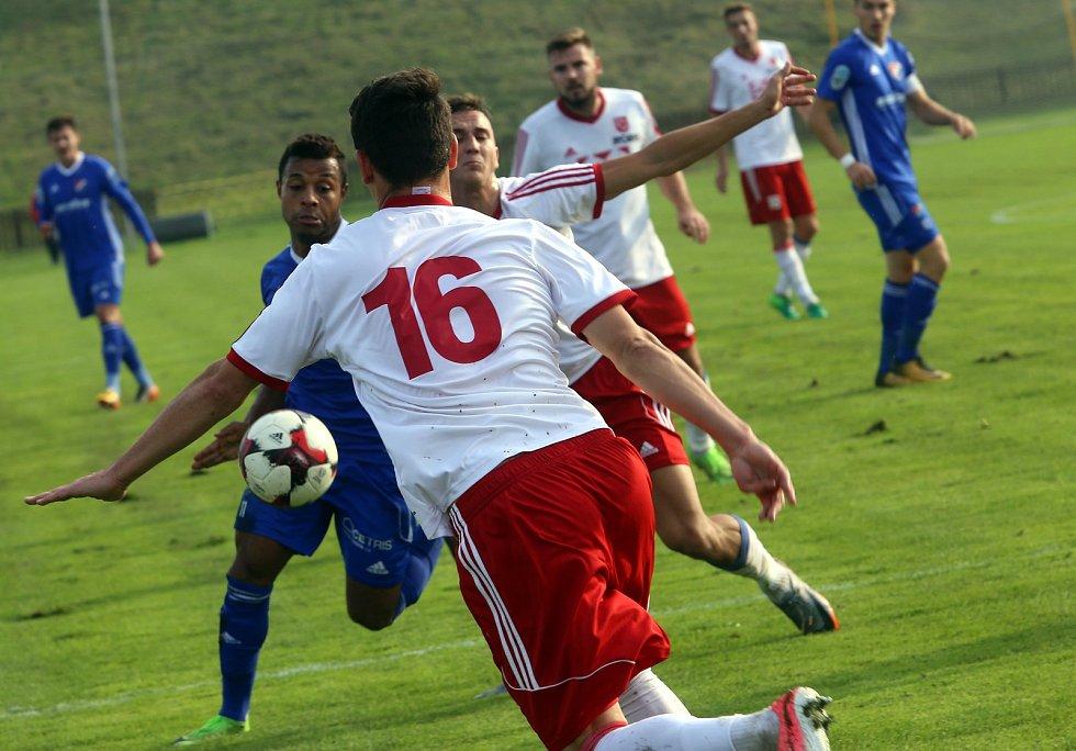 fotbal TJ Valašské Meziříčí -FC Baník Ostrava b2022aefc3