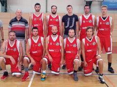Basketbalisté Valašského Meziříčí.