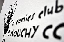 Comics club U Mouchy CC ve vsetínské Masarykově veřejné knihovně