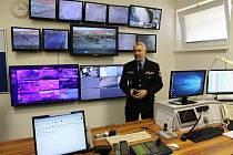Ve čtvrtek 23. listopadu 2017 se uskutečnilo slavnostní otevření zrekonstruované služebny rožnovské městské policie.