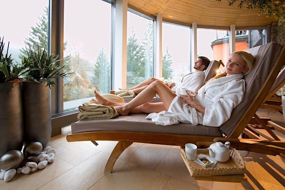 Resort Valachy: relax ve dvou