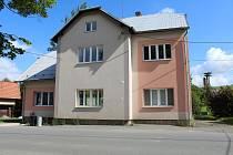 V budově České pošty ve Vidči chce vedení obce vybudovat čtyři sociální byty.