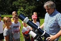 Astronomický kroužek při Hvězdárně Valašské Meziříčí.