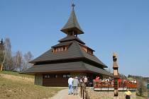 Zvonice na Soláni. Ilustrační foto.