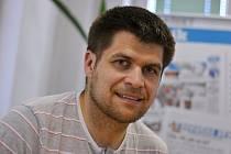 Zastupitel Vsetína a lídr koalice Otevřený kraj Michal Berg