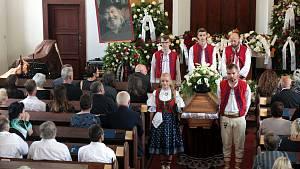 Pohřeb František Segrado