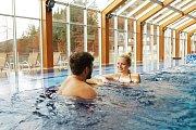 Relaxační centrum Wellness Horal. Termální bazény.