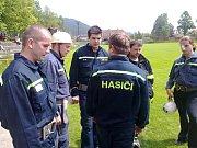 Hasiči v Janové slaví 120 let. Sbor byl založený v září 1897.