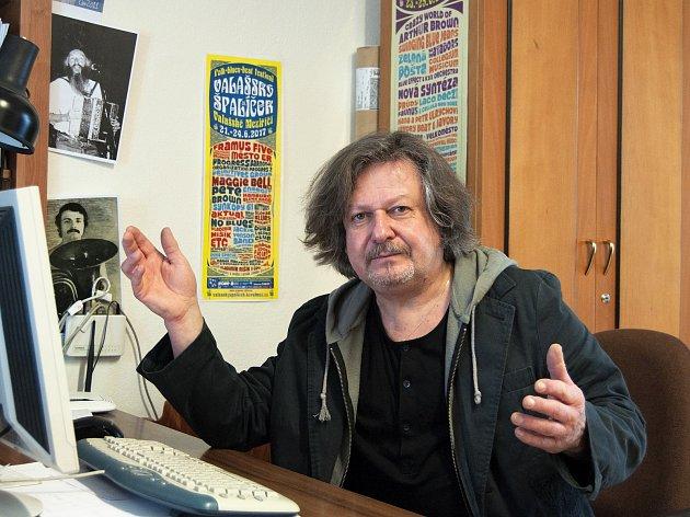 Dramaturg Karel Prokeš si festival Valašský špalíček vymyslel v roce 1983.