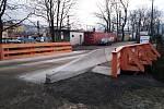 Rekonstrukce mostu U Křivačkárny ve Vsetíně