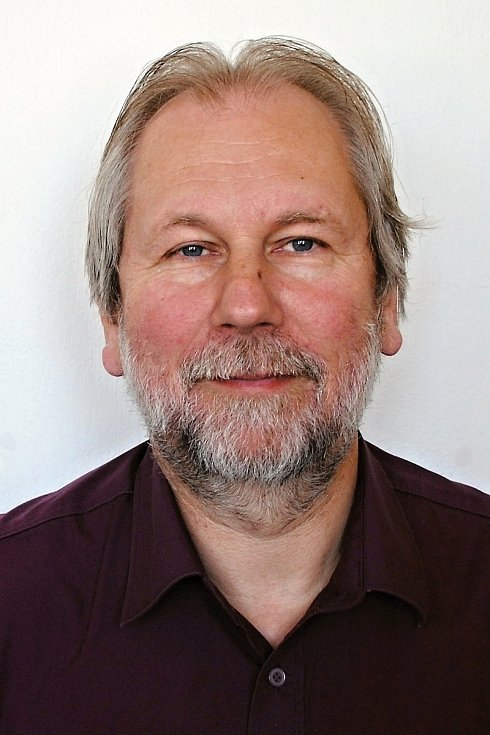 Ředitel Diakonie Vsetín Dan Žárský.