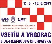 Plakát na letošní Filmový festival ve Vsetíně. Ilustrační foto.