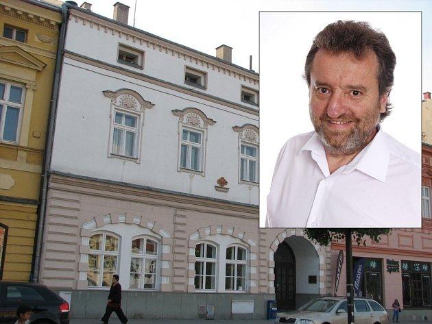 Stane se Robert Stržínek (na snímku) starostou Valašského Meziříčí?