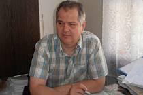 Ochotník, režisér a učitel v jedné osobě: Miroslav Urubek.