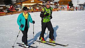 Ski areál Razula ve Velkých Karlovicích připravil na sobotu 26. ledna speciální akci pro zájemce, kteří si chtějí vyzkoušet skialpining.