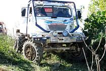 Trucktrialová posádka Ševčík – Vašut