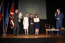 Město Valašské Meziříčí má další tři oceněné osobnosti.