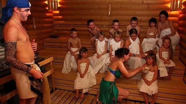 Hotel Horal - dětské rituály.