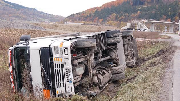 Nehoda na Bobrkách