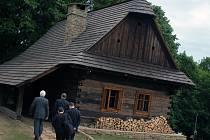 V rožnovském skanzenu ve čtvrtek 28. května slavnostně otevřeli nové stavby vybudované díky prostředkům z Norských grantů