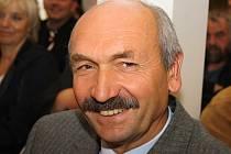 Nový 1. místostarosta Valašského Meziříčí Josef Vrátník (KDU-ČSL); Valašské Meziříčí, čtvrtek 13. listopadu 2014