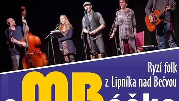 folková kapela eMBéčka z Lipníka nad Bečvou