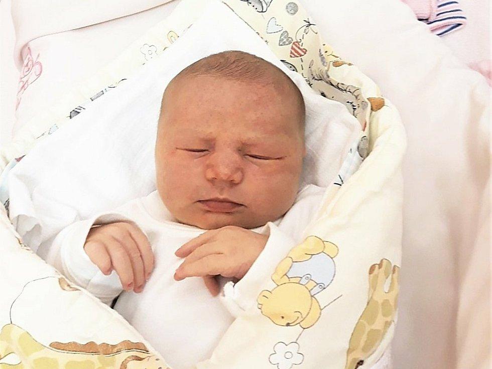 Ella Doričáková, Valašské Meziříčí, narozena 29. ledna 2021 ve Valašském Meziříčí, míra 49 cm, váha 3890 g
